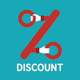 discounted property